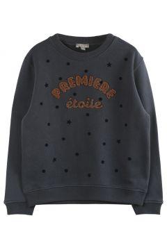 Sweatshirt mit Stickerei Lurex(113868794)