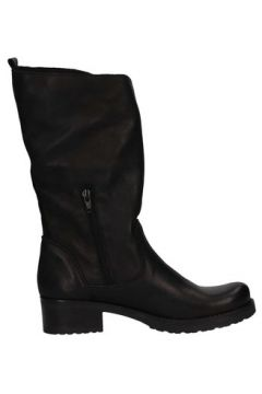Bottes Bage Made In Italy 142 NERO PELLE(115431772)