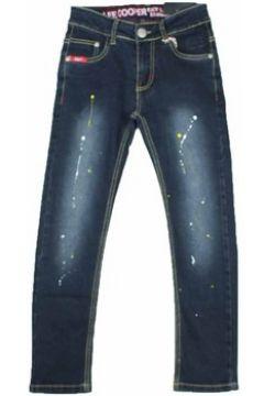Jeans enfant Lee Cooper Jean LC A80502-4 Black Denim 4-14 Ans(115475783)