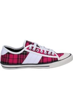 Chaussures enfant Date sneakers rose fucsia textile BX735(115442632)
