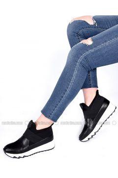 Black - Sport - Sports Shoes - Sapin(110326537)