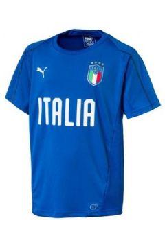 T-shirt enfant Puma Maillot junior training Italie 2018(115551427)