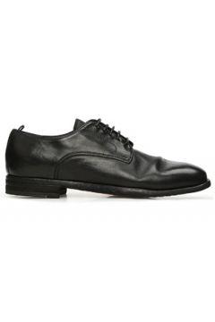 Officine Creative Erkek Siyah Deri Ayakkabı 39.5 EU(122439679)