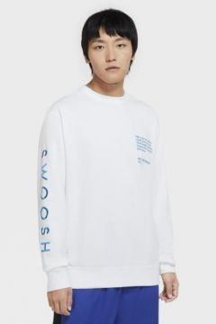 Nike Sportswear Swoosh Erkek CrewÜst(118057252)
