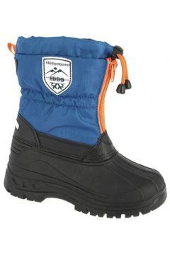 Bottes neige enfant Elementerre Après-ski enfant Picton bleu/orange(115467361)
