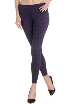 Collants DIM Treggin Jean Python Bleu Jeans(115660630)