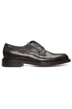 Barrett Erkek Kahverengi Deri Ayakkabı Siyah 0 UK(120401635)