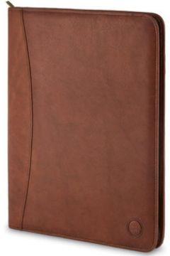 Nuvola Pelle Sacs organizer en cuir Soft - Paper - Marron foncé(115387901)