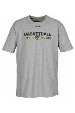 T-shirt enfant Spalding Tee-shirt Enfant Team Tee Shirt Enfant(127896341)