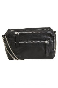 OBJECT COLLECTORS ITEM Medium Leren Crossbodytas Dames Zwart(112257379)