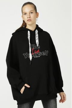 Loft LF 2025336 Black Sweatshirt(125171549)