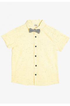 Koton Erkek Çocuk Cep Detayli Gömlek(113787820)