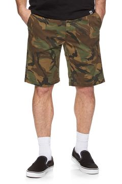 RVCA Weekend Stretch Spazier-Shorts - Camo(110374278)