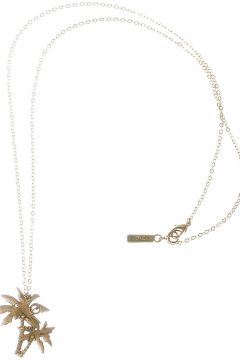 Epic Palmtree Necklace geel(99705355)