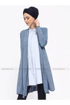Blue - Baby Blue -- Cardigan - Tavin(110321316)