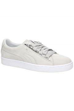 Puma Suede Jewel Metalic Sneakers grijs(85176638)