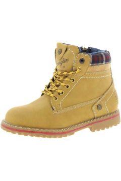 Boots enfant Wrangler CREEK JR MARRONI(115476723)