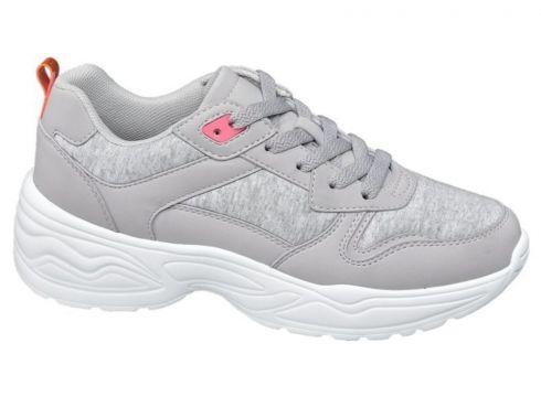 Graceland Deichmann Kadın Gri Sneaker(105122700)