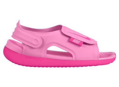 Nike Sunray Adjust 5 (gs/ps) Pembe Erkek Çocuk Terlik - FLO Ayakkabı(69095194)