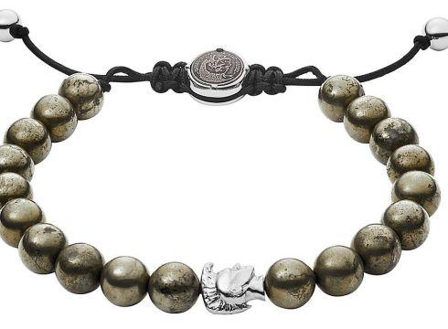 DIESEL, Diesel Damen-Armband Edelstahl(100320053)