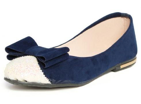Chaussure Plate Ayakkabı Modası Blanc / Bleu Marine(102882751)