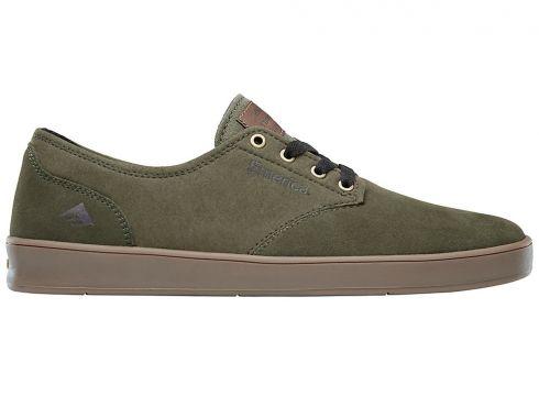 Emerica The Romero Laced Skate Shoes groen(92509181)
