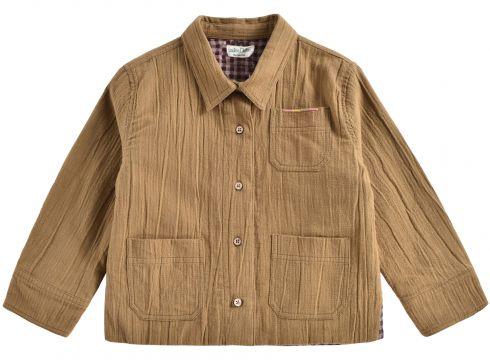 Over-Hemd aus Bio-Baumwolle Akiri(122544278)