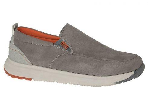 Easy Street Deichmann Gri Erkek Bağcıksız Konfor Ayakkabı(120454187)