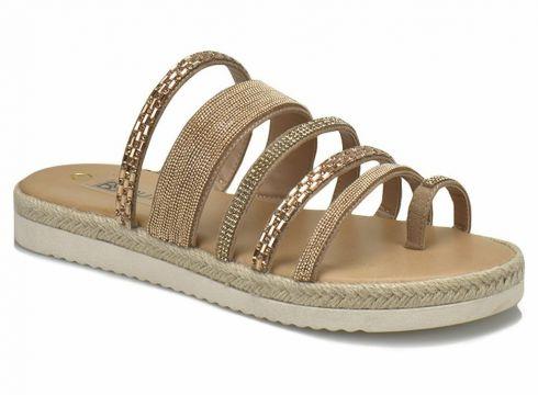 Butigo 18S-537 ALTIN Kadın Terlik - FLO Ayakkabı(84434839)