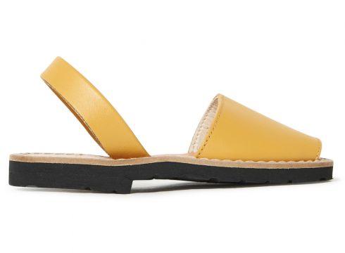 Sandalen Avarca aus Leder(107980165)