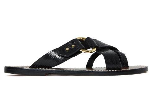 Sandalen aus Leder Jouvance(120772855)