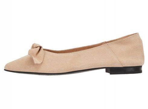 BIANCO Slip-on Ballerinas Damen Beige(95385625)