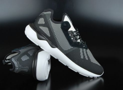 Adidas Originals Tubular Runner Weave Core Black White Sneaker...(77151496)