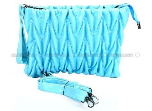 Blue - Clutch Bags / Handbags - Chicago Polo(110319400)