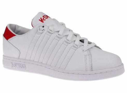 K-Swiss 1ksim2017008 Beyaz Erkek Ayakkabı - FLO Ayakkabı(84482571)