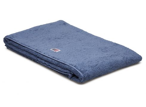 Original Towel Denim Blue Home Bathroom Towels Blau LEXINGTON HOME(111092151)
