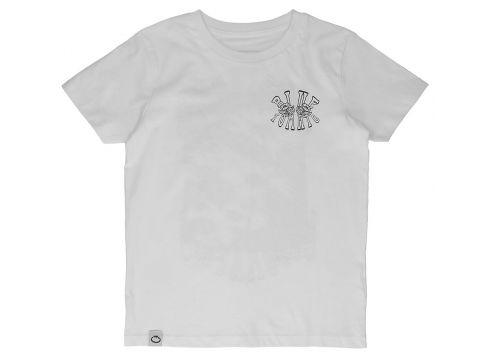 Blue Tomato Pushing Daisies T-Shirt wit(120428758)