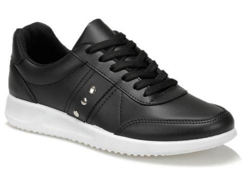 Polaris 91.313388.z Siyah Kadın Spor Ayakkabı - FLO Ayakkabı(69094702)