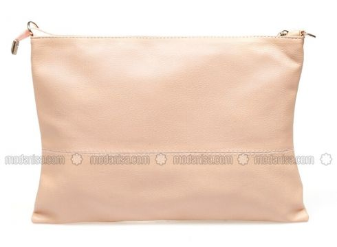 Powder - Clutch - Satchel - Crossbody - Bag - VARONA(100929017)