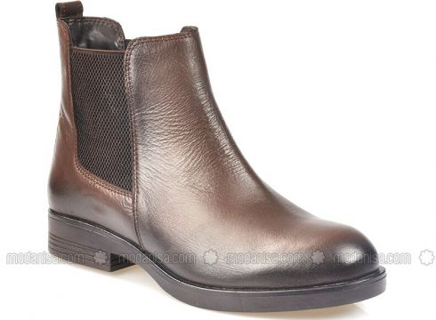 Brown - Boot - Boots - Vizon(110330285)