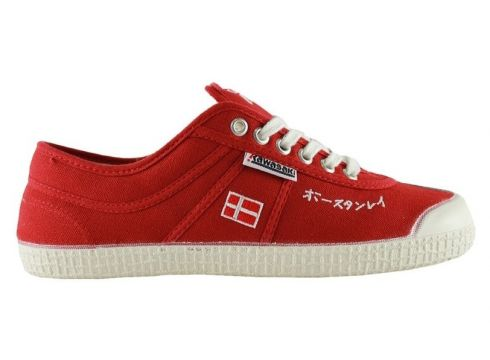 Lage Sneakers Kawasaki 23 sp edit chinese red white(65878298)