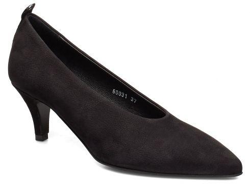 Nanne Shoes Heels Pumps Classic Schwarz NUDE OF SCANDINAVIA(105286445)