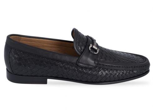 Vario Erkek Siyah Örgü Ayakkabı(124470885)
