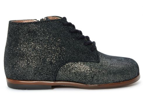Richelieu-Schuh aus Leder(112327939)