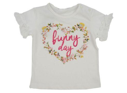 T-shirts Pour Fille Mininio Ecru(102882607)