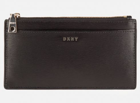 DKNY Women\'s Bryant Slim Wallet - Black(86447074)