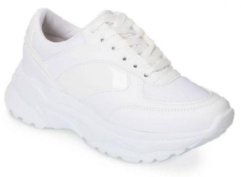 Almera Beyaz Cilt Kadın Spor Ayakkabı(110934766)