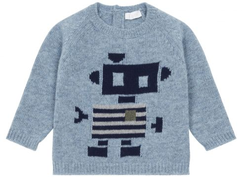 Pullover Roboter(117378111)