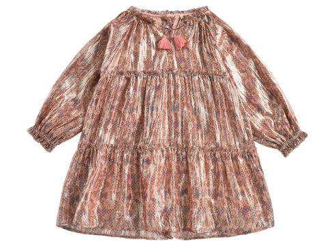 Kleid aus Seide Sonia(121846587)
