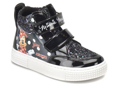 Mickey Mouse 92294 Pk Siyah Kız Çocuk Bot(51139631)